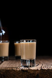 Irish Cream Liqueur Stock Images