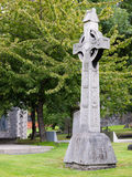 Irish cross Stock Image