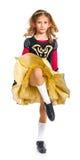 Irish Dancer Stock Photo