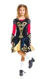 Irish Dancer Stock Image