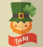 Irish day Stock Photography