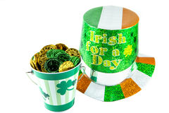 Irish For A Day Royalty Free Stock Photography