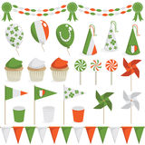 Irish decorations Royalty Free Stock Images