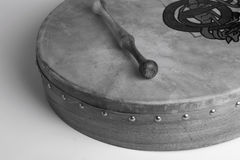 Irish Drum Royalty Free Stock Images