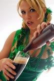 Irish Eyes! Stock Photography