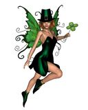 Irish Fairy - 1 Stock Image