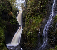 Irish Fairytale Waterfall Royalty Free Stock Photo