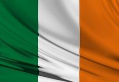 Irish flag Stock Image