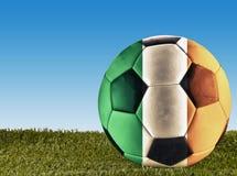 Irish football Stock Images