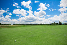 Irish golf course Stock Images
