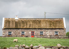 Irish home Royalty Free Stock Photography