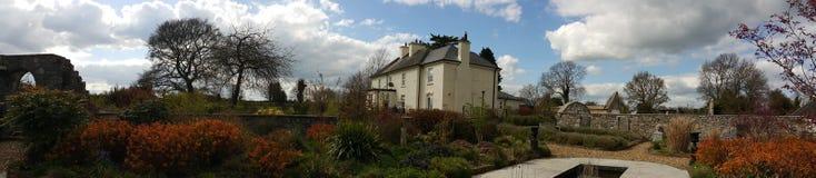 Irish house Stock Images