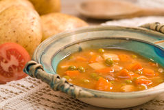 Irish Lamb Stew Royalty Free Stock Images