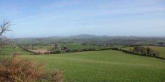 Irish landscape. Stock Photos