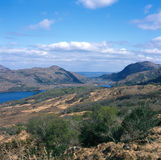 Irish landscape. Killarney county Kerry Royalty Free Stock Image