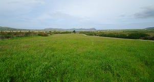 Irish landscape. View of dingle peninsula in kerry county in ireland Stock Photos