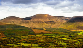 Irish landscape Royalty Free Stock Image