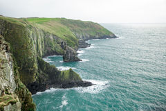Irish landscape. atlantic coast County Cork Stock Images