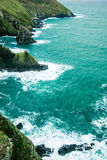 Irish landscape. coastline atlantic coast County Cork, Ireland Stock Photo