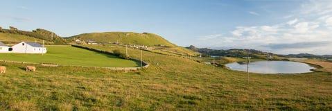 Irish landscape Royalty Free Stock Image