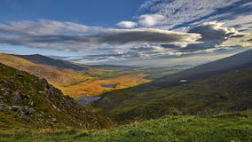 The Irish landscape, Ireland, EU Royalty Free Stock Photos