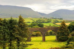 The Irish landscape, Ireland, Stock Image