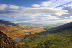 The Irish landscape, Ireland, Stock Photos