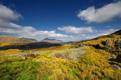 The Irish landscape, Ireland, nature Royalty Free Stock Photos