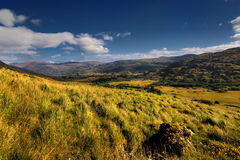 The Irish landscape, Ireland, nature Royalty Free Stock Images