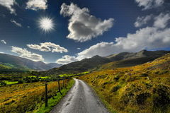 The Irish landscape, Ireland, nature Royalty Free Stock Image