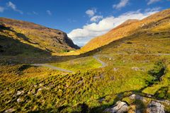 The Irish landscape, Ireland, nature Royalty Free Stock Photography