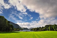 The Irish landscape, Ireland, nature Stock Image