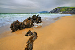 The Irish landscape, Ireland, Slea Head Stock Photography