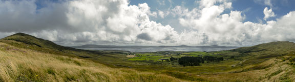 Irish landscape, Sheep's Head peninsula Royalty Free Stock Photography