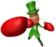 Irish leprechaun Stock Image
