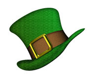 Irish leprechaun hat Royalty Free Stock Images