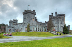 Irish Luxury dromoland castle hotel Royalty Free Stock Photo