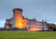 Irish Luxury dromoland castle hotel Royalty Free Stock Images
