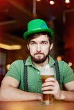 Irish man Stock Photos