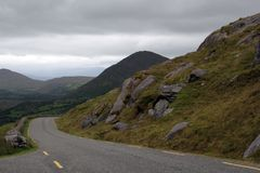 Irish Mountains Stock Images