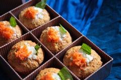 Irish muffins Stock Photography
