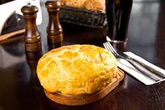 Irish pie Royalty Free Stock Photo