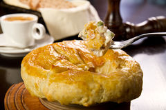 Irish pie Royalty Free Stock Photography