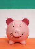 Irish piggybank Stock Photography