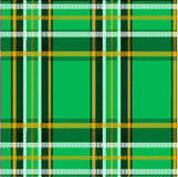 Irish plaid Royalty Free Stock Photos