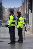 Irish Police Stock Photos