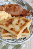 Irish Potato Farls Royalty Free Stock Photo