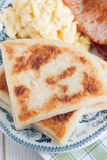 Irish Potato Farls Stock Images