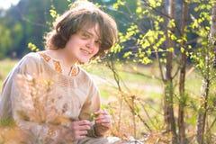 Irish princess Royalty Free Stock Photos