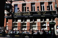 Irish Pub Dublin Royalty Free Stock Images